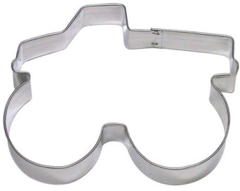 Drawn goggles cookie milk Cutter Truck Etsy 5'' Monster
