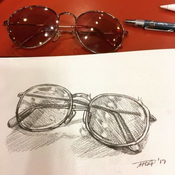 Drawn goggles Untitled Sousa) · DeviantArt by