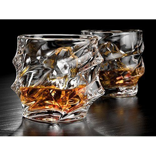 Drawn goggles whisky glass Whiskey Glasses Glaas Glasses Set