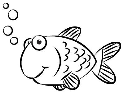 Drawn goldfish Draw Draw Animals a Animals