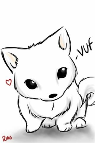 Drawn bulldog chibi How My Best chibi Pinterest