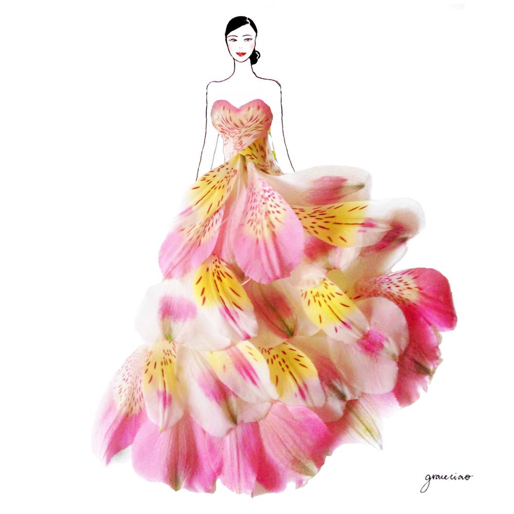 Drawn gown  Design Stack: Architecture: Design