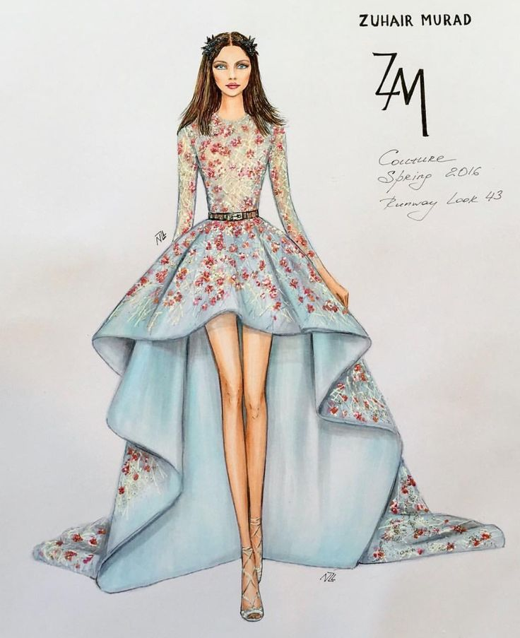 Drawn tears fashion model And Illustrates more ideas design