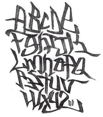 Drawn graffiti Creative Graffiti How Graffiti: To