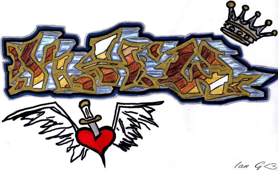 Drawn graffiti Mr3baseboy DeviantArt Mr3baseboy Drawn Hand