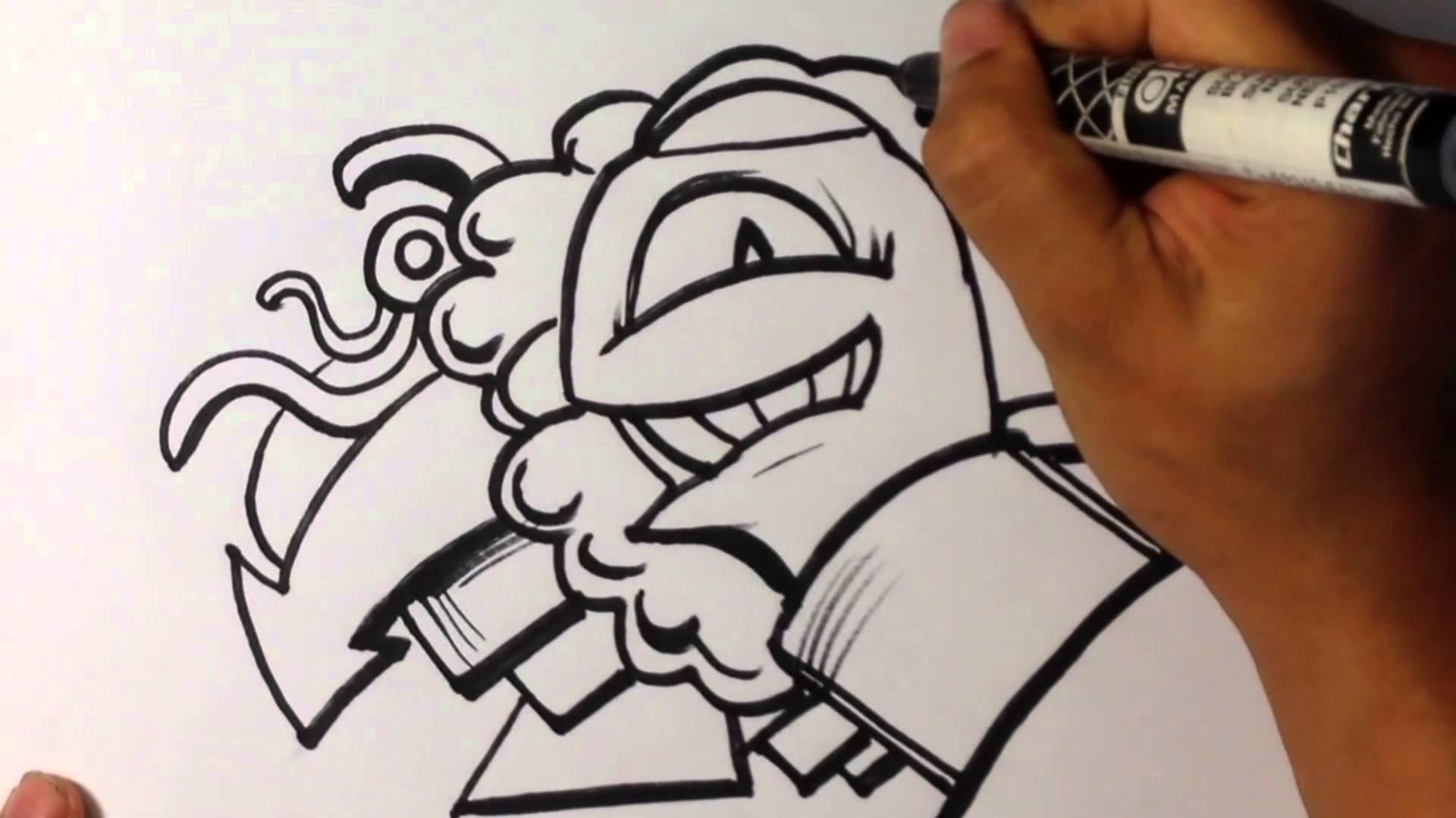 Drawn randome graffiti Draw Pictures Draw Drawing to