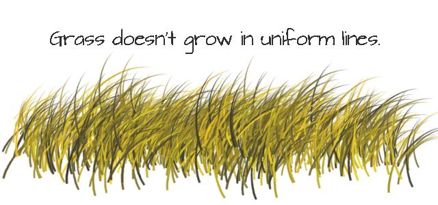 Drawn grass #2