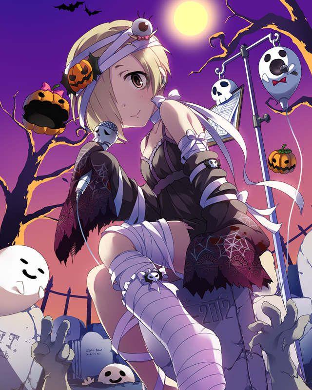 Drawn graveyard anime Anime art mummy Pinterest anime