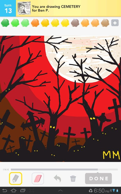 Drawn graveyard cemetery To Draw Drawings  The