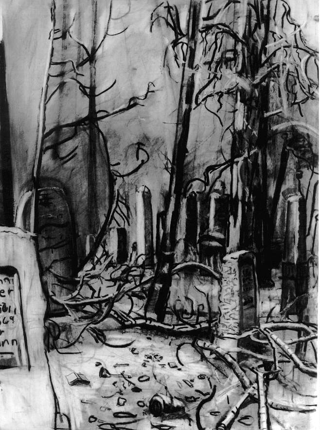 Drawn graveyard cemetery 1 Gallery Cemetery 2 Cemetery