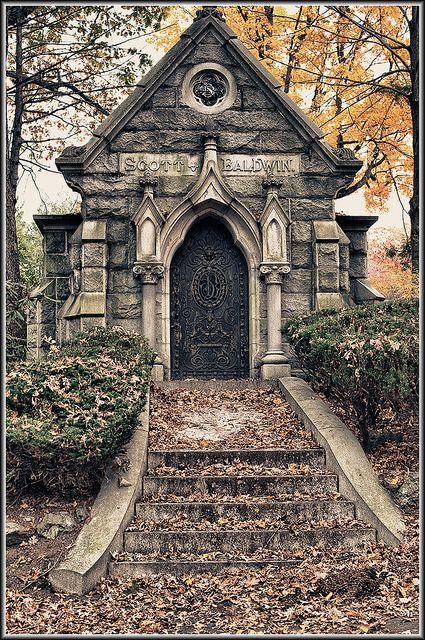 Drawn graveyard crypt Baldwin best images & Crypt
