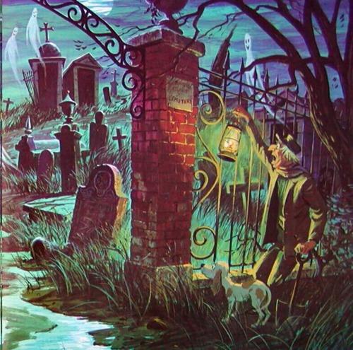 Drawn graveyard disney Haunted Graveyard old Disney Haunted
