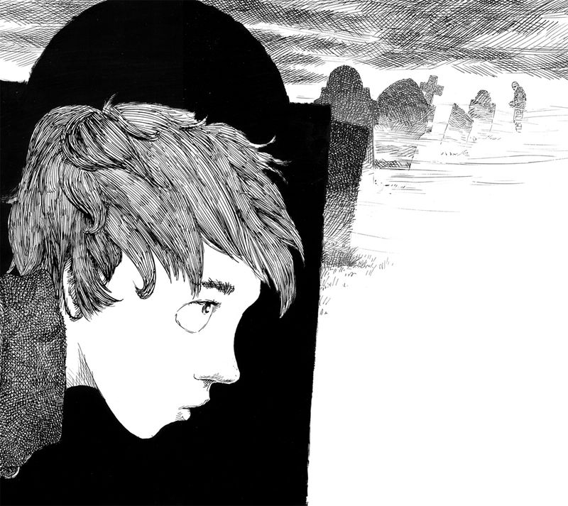 Drawn graveyard great expectation Art Expectations Great Pinterest more!