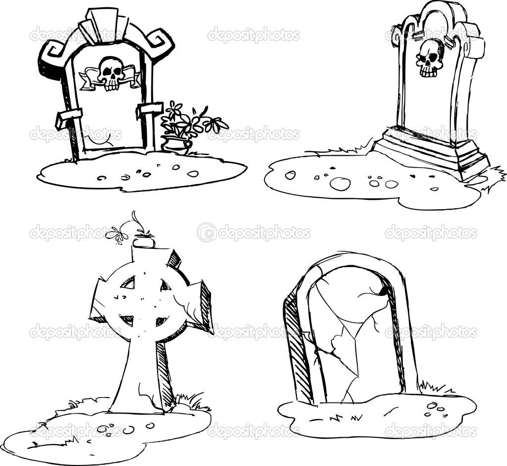 Drawn graveyard halloween Results Yahoo 365 Yahoo Image