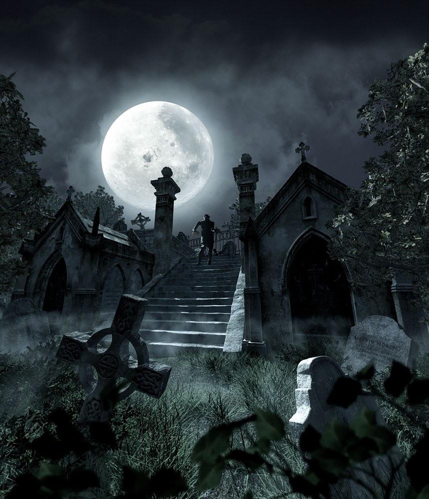 Drawn graveyard spooky graveyard Design Camp  World Rp