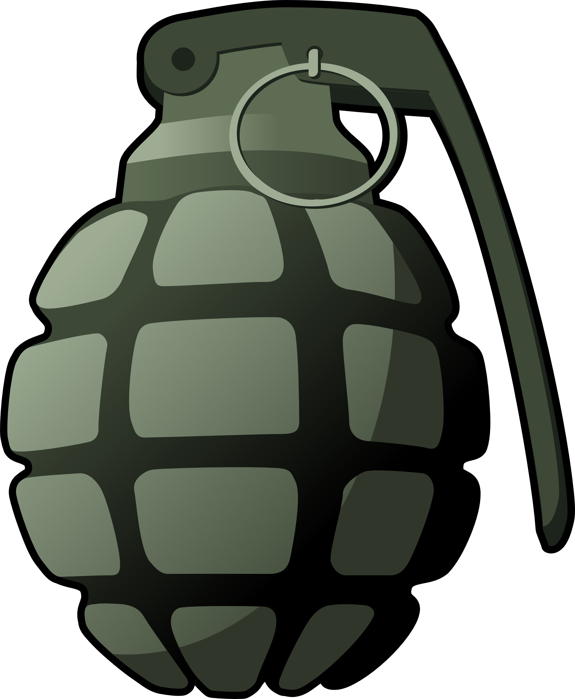 Drawn grenade animated 20clipart Panda Images Clipart Free