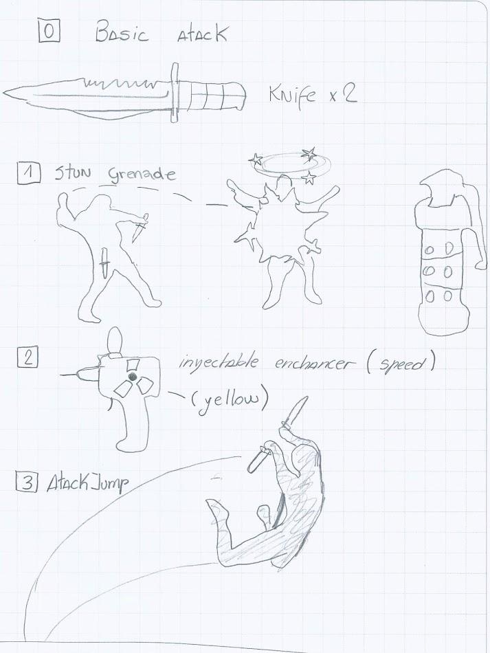 Drawn grenade nuclear Post Attack T5 ULLR ULLR