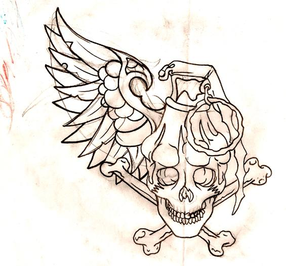 Drawn grenade skull Images Grenade Gallery Drawing for