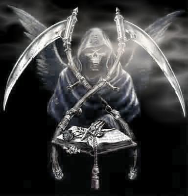 Drawn grim reaper avenged sevenfold Online Gaia Viewing Lunar Vince's