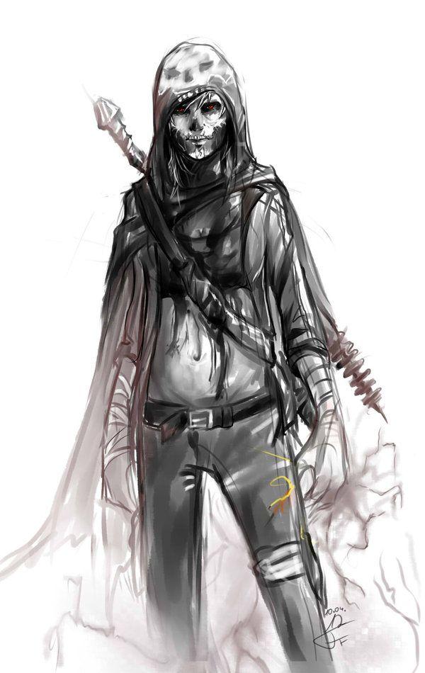 Drawn grim reaper boy On Grim best reaper Pin