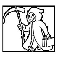 Drawn grim reaper boy Wiki by Grim powered Wikia