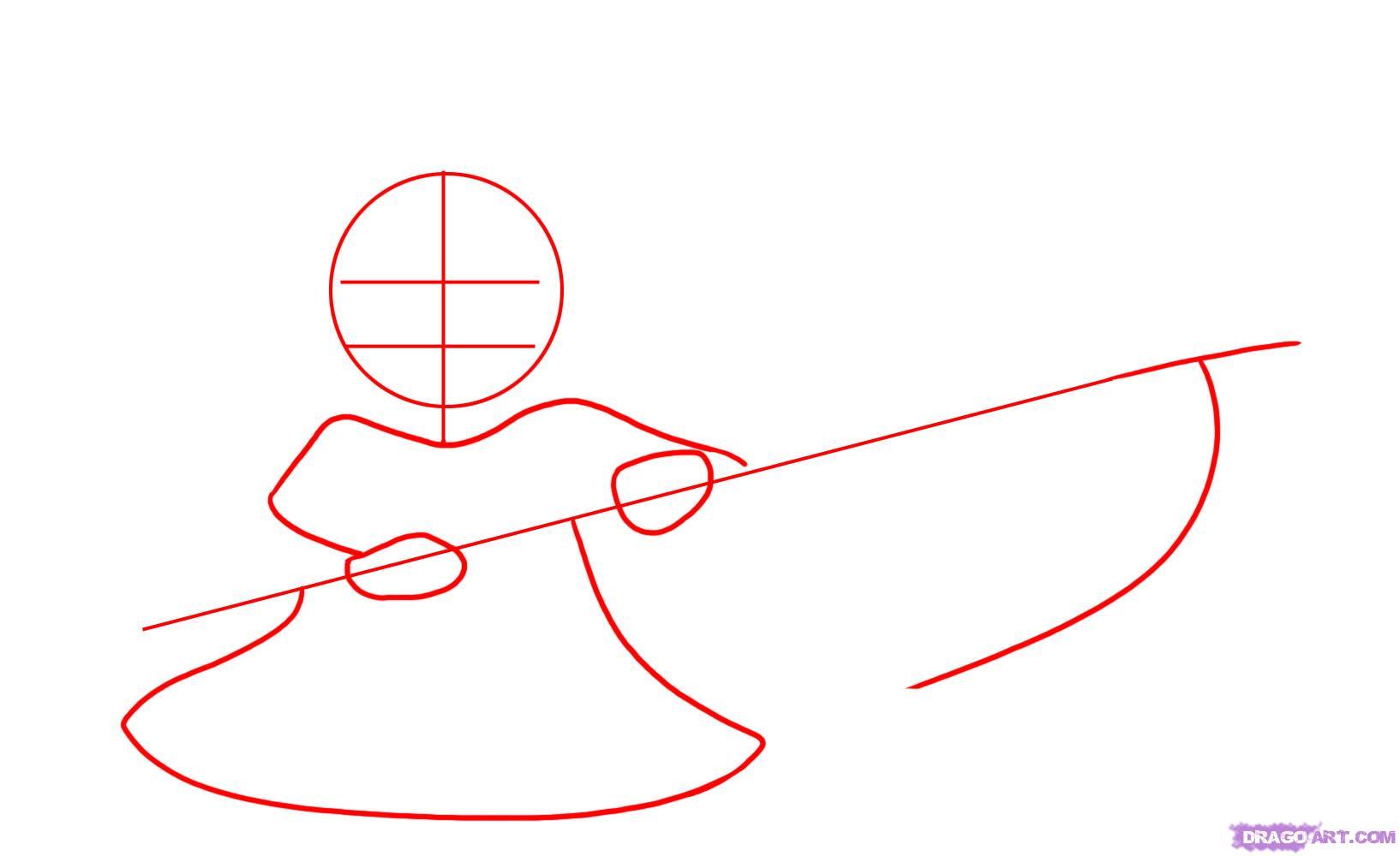Drawn grim reaper chibi Step Chibis How how Step