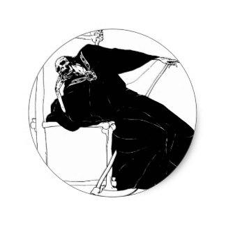 Drawn grim reaper classic Mexican Zazzle Reaper (Mexican Classic