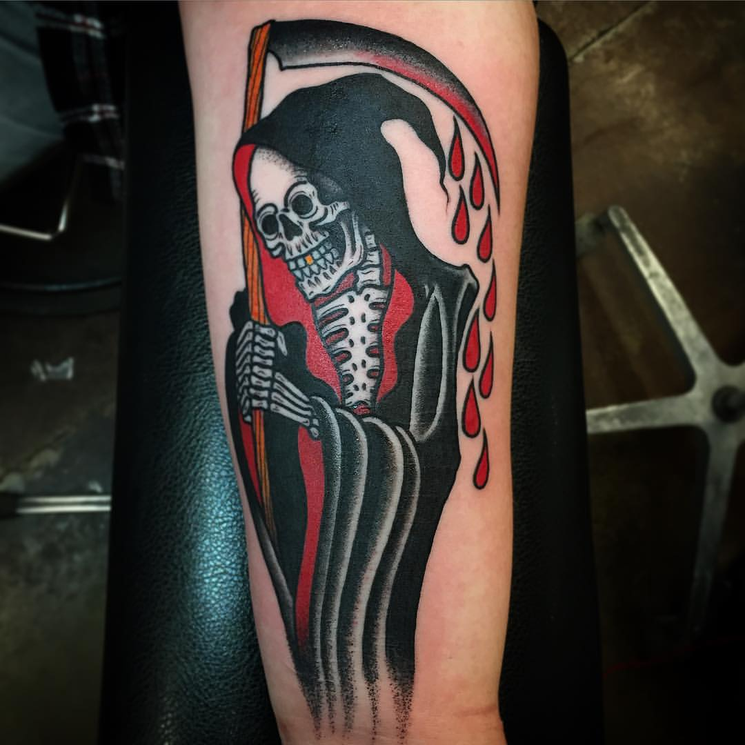 Drawn grim reaper classic Your this Make kind of