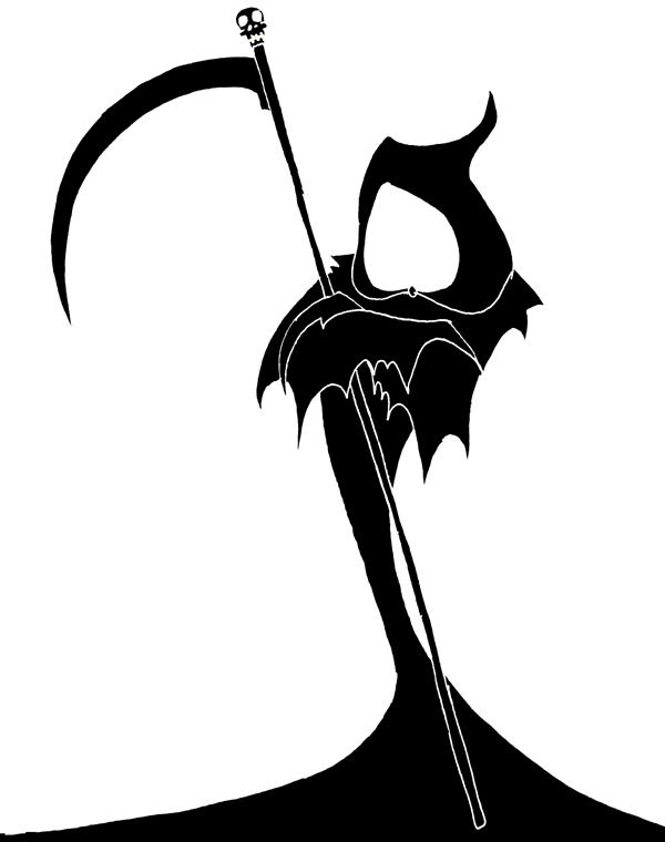 Reaper clipart tribal To how  results for
