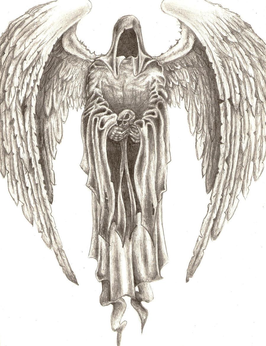 Drawn hawk dark Liked Death I Art Angels