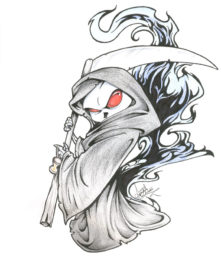 Drawn grim reaper detailed Images Reaper Photo Grim Drawing
