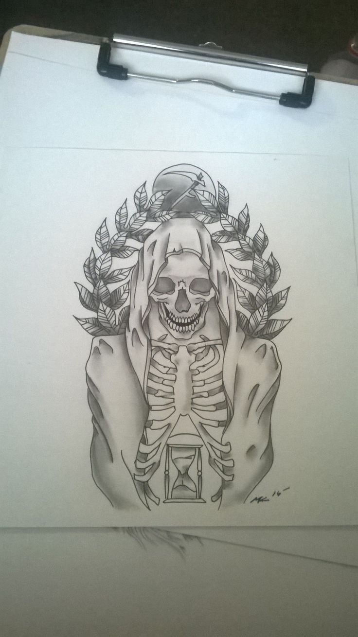 Drawn grim reaper dream Images my Best style future