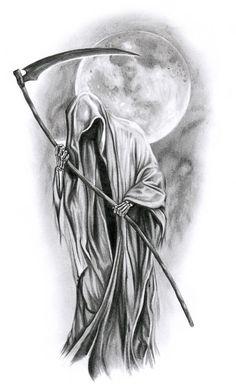 Drawn grim reaper dream Get Grim it You pinimg
