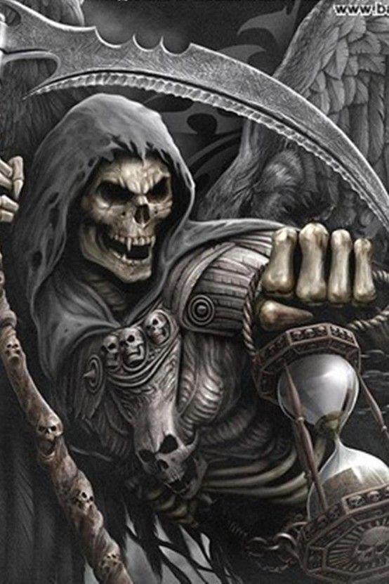Drawn grim reaper dream On images Grim Pinterest reaper