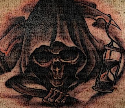 Drawn grim reaper dream Does What Dreams dreaming Interpreted: