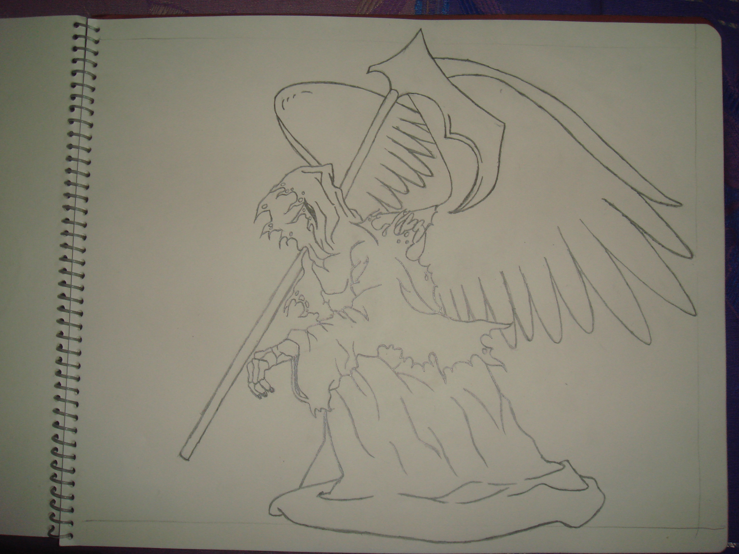 Drawn grim reaper graffiti 30 2017 Drawing Drawing Reaper
