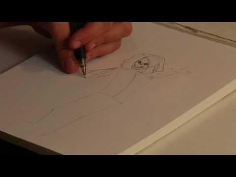 Drawn grim reaper grem : Drawing Drawing How Grim