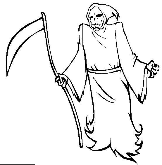 Drawn grim reaper halloween Pictures halloween Reaper Grim Grim