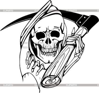 Drawn grim reaper outline Latest Classic Designs Tattoo Tattoo