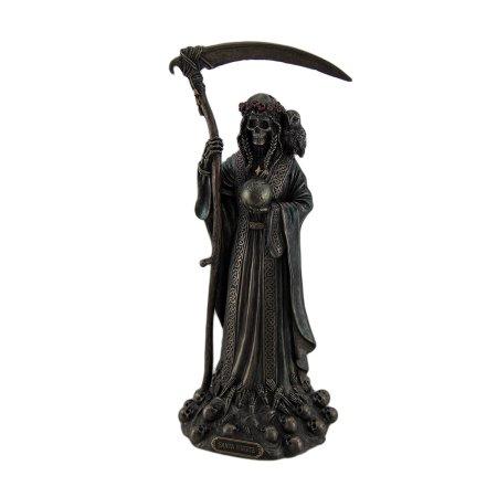 Drawn grim reaper santa muerte Muerte Reaper Antique Antique Finish
