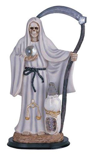 Drawn grim reaper santa muerte SS Muerte G Reaper HubPages