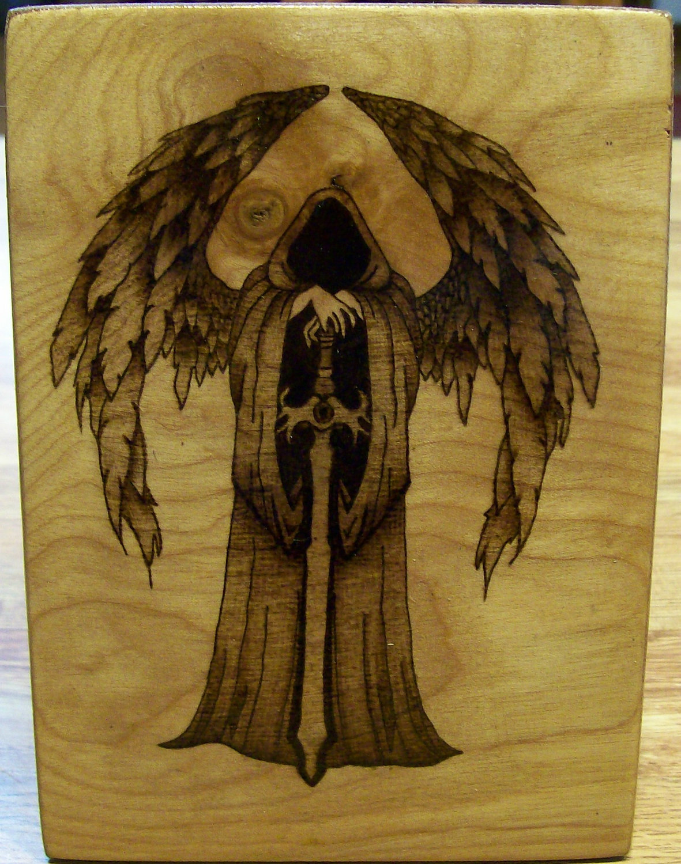 Drawn grim reaper sword Reaper Grim Goth Grim a