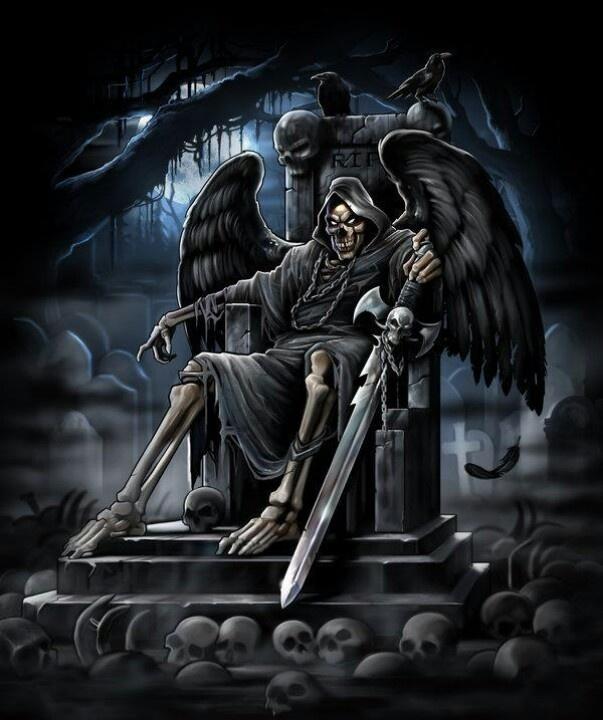 Drawn grim reaper sword Death on Pinterest best Sword