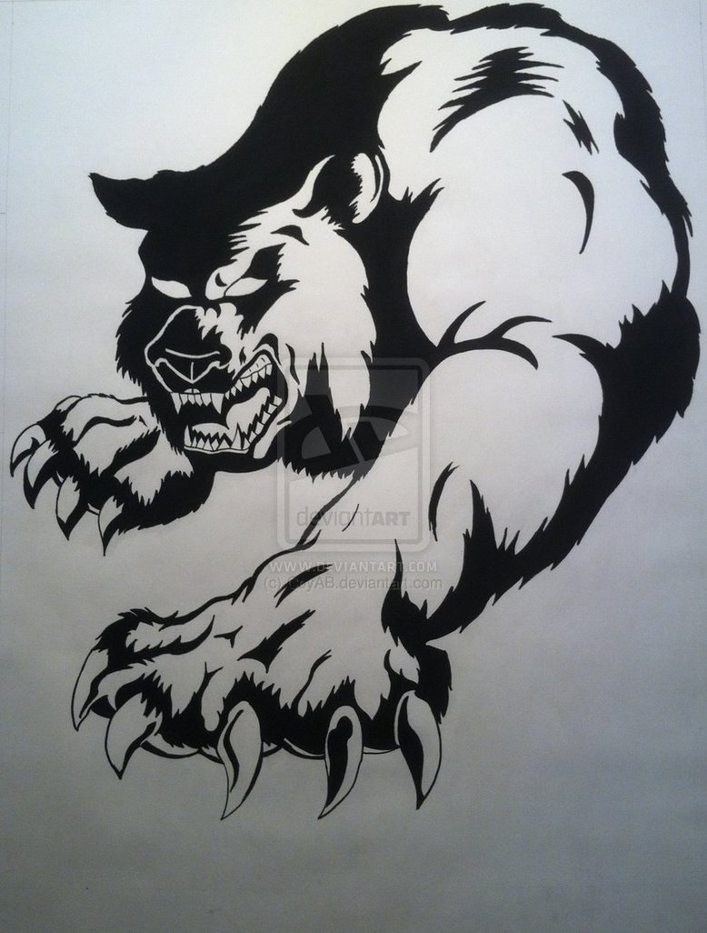 Drawn grizzly bear awesome Bea information Drawing Grizzly Drawing