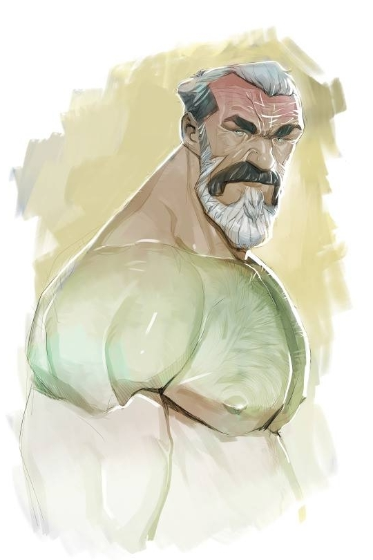 Drawn grizzly bear awesome Muscle awesome awesome grizzly Just