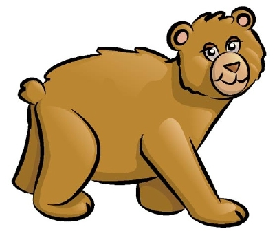 Bear Cub clipart drawn : Drawing & Tutorials Draw