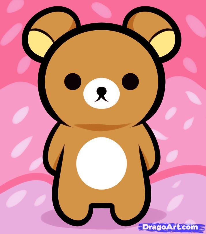 Drawn grizzly bear chibi Grizzly Bear Chibi grizzly bear