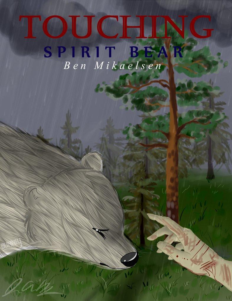 Drawn grizzly bear touching spirit bear D5x2s9e The Matthews png Ending