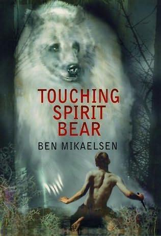 Drawn grizzly bear touching spirit bear Spirit Bear Touching  Книга: