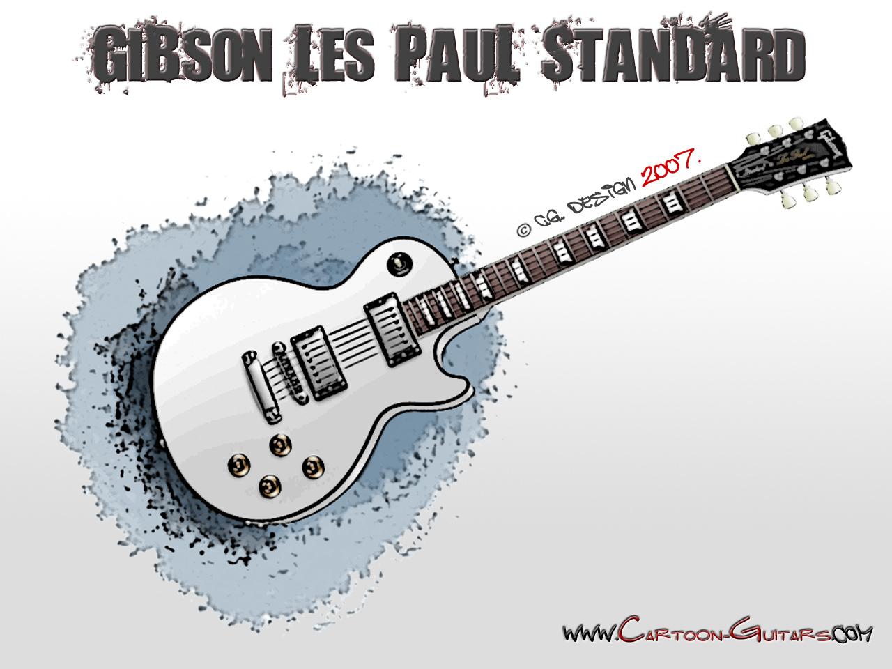 Drawn guitar gibson guitar Gallery guitar WALLPAPERS GIBSON wallpaper